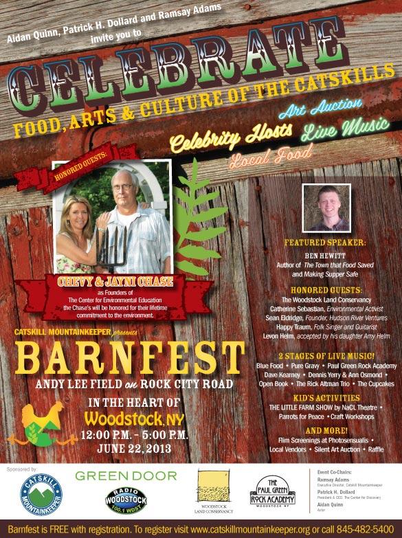 Woodstock Barnfest 2013